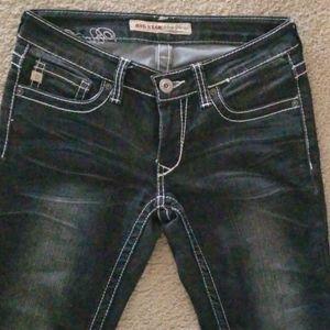 Bug Star black jeans